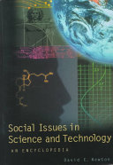 Social Issues in Science and Technology