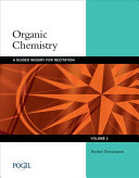Organic Chemistry  Guided Inquiry for Recitation  Volume 2 Book