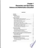 Science & Engineering Indicators