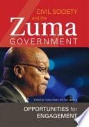 Civil Society And The Zuma Government