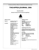 The APPEA Journal Book