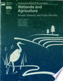 Wetlands and Agriculture Book