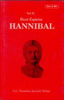 Pdf Great Captains Hannibal