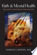 Faith And Mental Health Book PDF