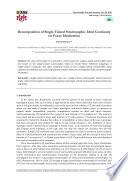Decomposition of Single Valued Neutrosophic Ideal Continuity via Fuzzy Idealization Book