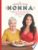 Cooking with Nonna Book