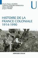 Histoire de la France coloniale 1914-1990