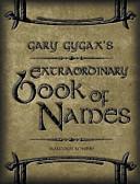 Extraordinary Book Of Names