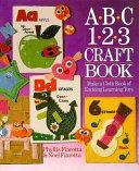 A B C 1 2 3 Craft Book