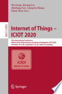 Internet of Things   ICIOT 2020