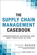 The Supply Chain Management Casebook