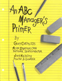 An ABC Manager s Primer