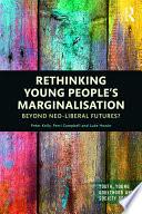 Rethinking Young People   s Marginalisation