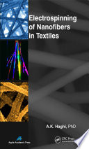 Electrospinning of Nanofibers in Textiles Book