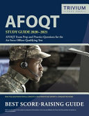 AFOQT Study Guide 2020 2021
