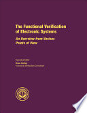 The Functional Verification of Electronic Systems Book