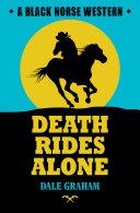 Death Rides Alone ebook