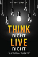 Think Right  Live Right