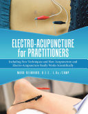 Electro Acupuncture for Practitioners