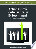 Active Citizen Participation In E Government A Global Perspective