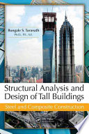 Structural Analysis and Design of Tall Buildings Book