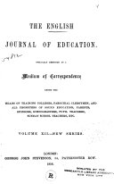 The English Journal of Education