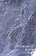 1998 American Alpine Journal