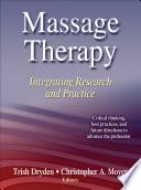 Massage Therapy Book PDF