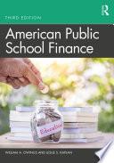American Public School Finance