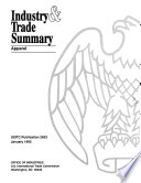 Industry and Trade Summary