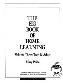 The Big Book of Home Learning Book