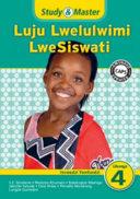 Books - Study & Master Luju Lwelulwimi Lwesiswati Incwadzi Yemfundzi Libanga Lesi-4 | ISBN 9781107614543