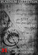 Mephistopheles (Mefistofele) (Die Opern der Welt)