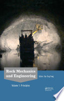 Rock Mechanics and Engineering Volume 1