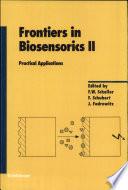 Frontiers in Biosensorics Book