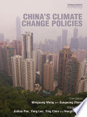 China S Climate Change Policies