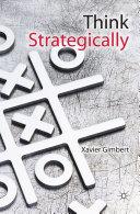 Think Strategically
