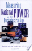 Measuring National Power In The Postindustrial Age