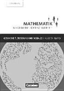 Mathematik Allgemeine Hochschulreife Klasse 12/13. Lösungen zum Schülerbuch
