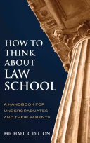 How to Think about Law School