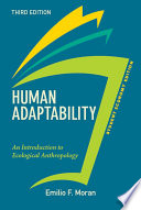 Human Adaptability  Student Economy Edition