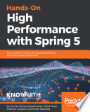 Hands On High Performance with Spring 5