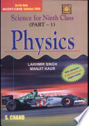 SCIENCE FOR NINTH CLASS (PART - 1) PHYSICS