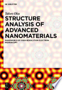Structure Analysis Of Advanced Nanomaterials Book PDF