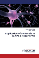 Application of Stem Cells in Canine Osteoarthritis