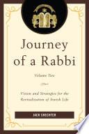 Journey of a Rabbi