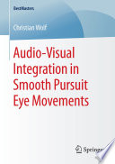 Audio Visual Integration In Smooth Pursuit Eye Movements Book PDF