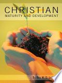 Christian Maturity And Development