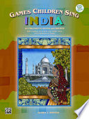 Games Children Sing  India Book