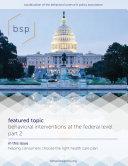 Behavioral Science & Policy, Volume 3 Pdf/ePub eBook